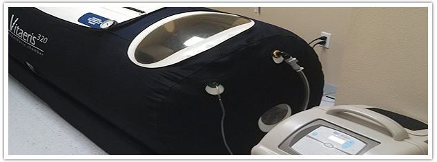 Hyperbaric Oxygen Therapy